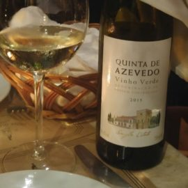 Drinks mit David (2): Quinta de Azevedo