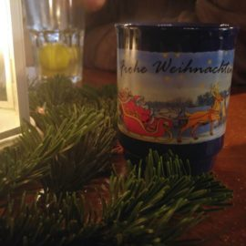 Drinks mit David (1): Glühwein