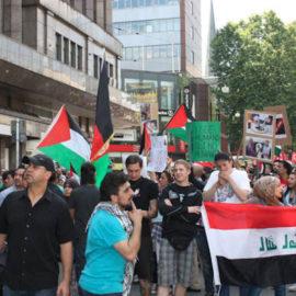 Wo waren die Proteste der Muslime gegen das Massaker von Aleppo?