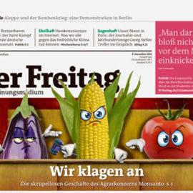 Der Freitag: Streit wegen Todenhöfer als Herausgeber