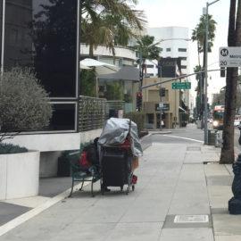 L.A. Chronicles IV: Simon, der Fischer und die obdachlose Christine