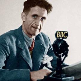 Orwell sah nicht Trump voraus