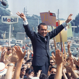 Nixon, Trump, Deep Throat und die Unbestechlichen