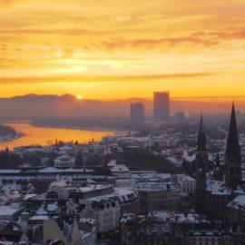 In Bonn und um Bonn herum: Der Abschied der SPD vom Westen