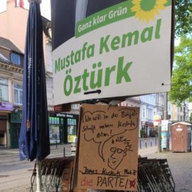 MdBs: Geht auf die Straße, aber bleibt nicht zu lang