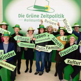 Die Grünen kämpfen ums Überleben