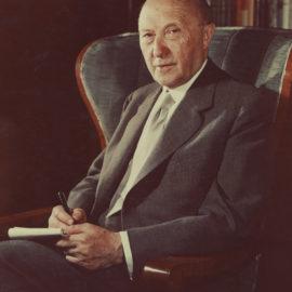 Was sagen Sie zum Brexit, Herr Adenauer?