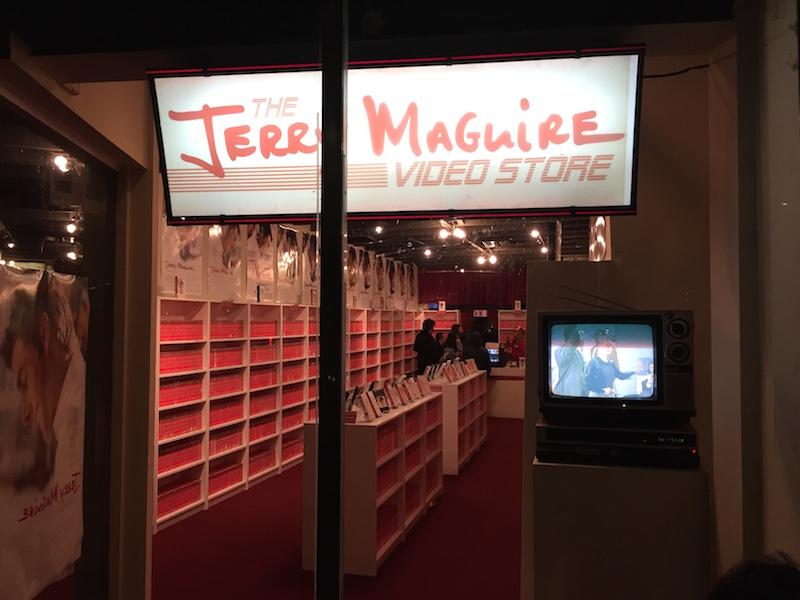 Die Jerry-Maguire-Videothek – Foto: Til Biermann