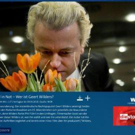 Wilders und das Weltjudentum