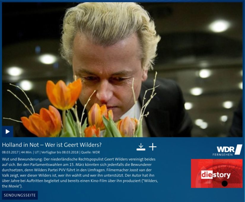 ARD-Wilders-Film