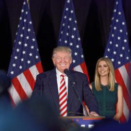Auf Trump folgt Trump