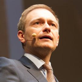Lindners Bewerbung bei Gazprom