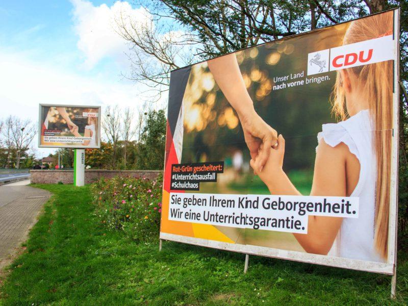 Wahlkampf in Niedersachsen: Fehlende Schulleiter, Stundenausfall und Tierschutz als Bildungsauftrag