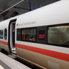 Totalausfall bei der Deutschen Bahn