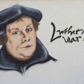 Luther wäre nicht in der evangelischen Kirche