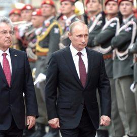 Wien: Putin hat jetzt Akteneinsicht