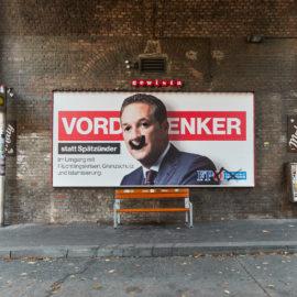 Rechtspopulist Strache – Denn er weiß nicht, was er tut