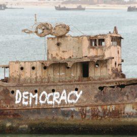 Die sterbende Demokratie