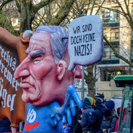 Den Angriff auf unsere Demokratie persönlich nehmen