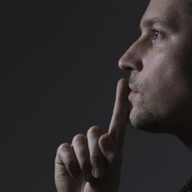 Die Kunst des Schweigens