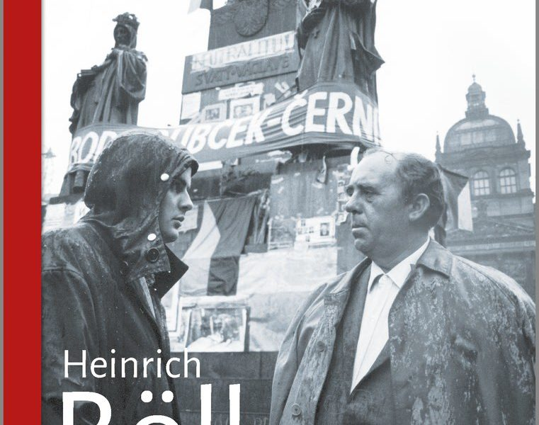 Heinrich Böll in Prag