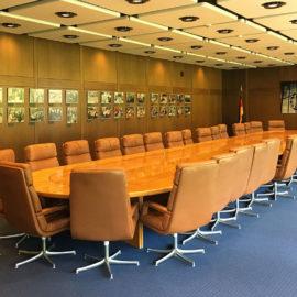 Integration: Streit am großen Tisch