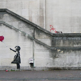 Killys Kontra – Schreddert Banksy!