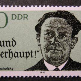 Kurt Tucholsky und die Weimarer Republik