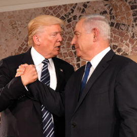 Trump verrät Israel