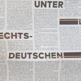 Maxim Billers Linksrechtsdeutsche – eine Replilk
