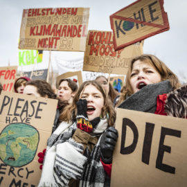 Wie Klima-Aktivisten auf die Ärmsten spucken