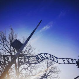 Antisemitismus beginnt nicht in Auschwitz