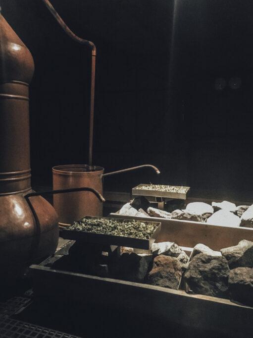 Es gibt verschiedene Saunen, manche heiß und finnisch, andere kühler und nass (Foto: Anna Jane Brooks)
