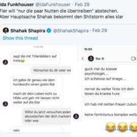 Was ist bei deutschen Rap-Journalisten los?