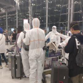 Einreisen in Berlin in Zeiten von Corona: Nichts leichter als das