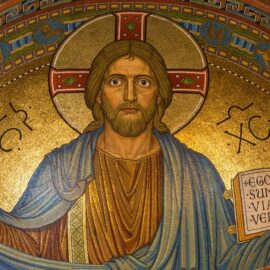 Professor Dr. Jesus Christus ist für alle da