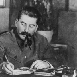 Stalinistische Anhänger der Marktwirtschaft