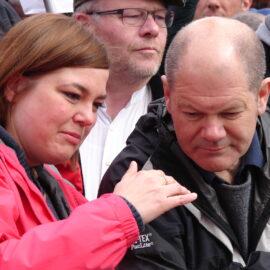Die Grünen als Verteidiger der Cum-Ex-Bürgermeister Scholz und Tschentscher