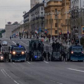 Gefährliches Patt in Belarus