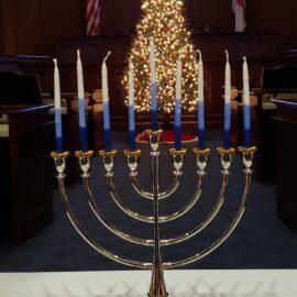 Chanukka und Weihnachten – Hauptsache Licht