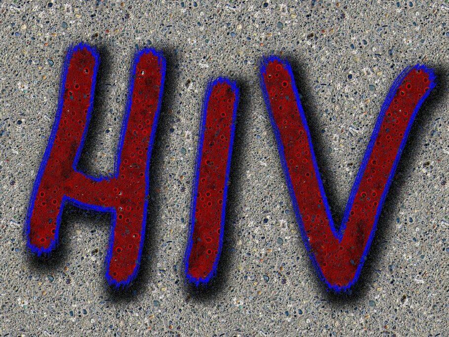 Graffitti HIV