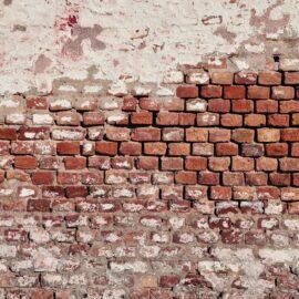 Gegenüber ist die Wand
